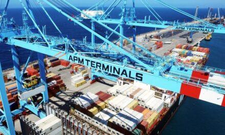 APM Terminals Pecém de Brasil moviliza 387.117 TEUs en 2020 y marca incremento anual de 10%