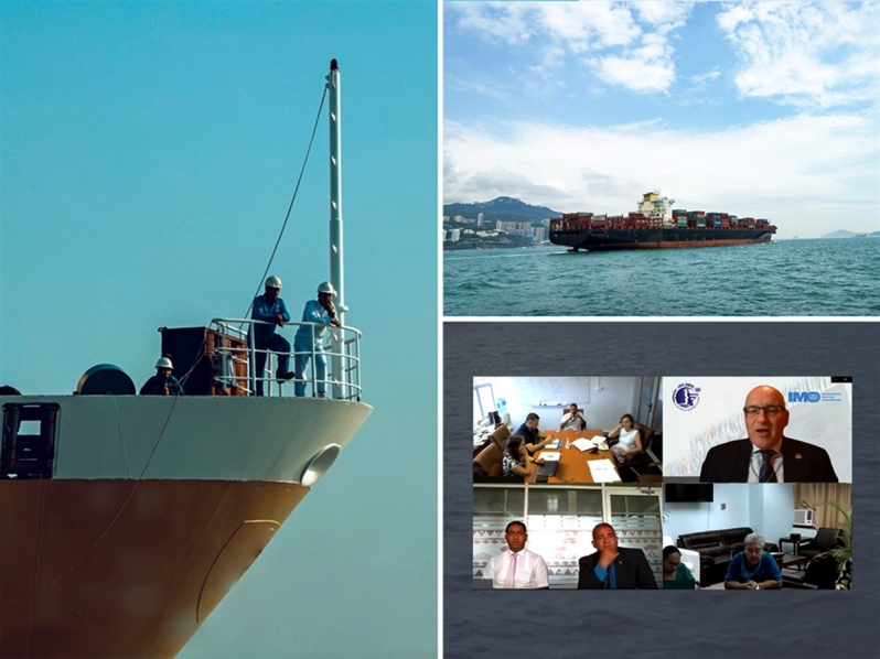 OMI explora el rol de los hub portuarios del Pacífico con relación a la crisis de recambio de tripulación