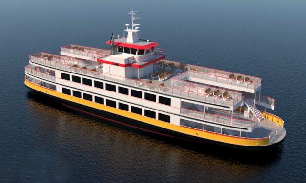 ABB apoyará el paso del icónico ferry estadounidense a operaciones híbrido-eléctricas