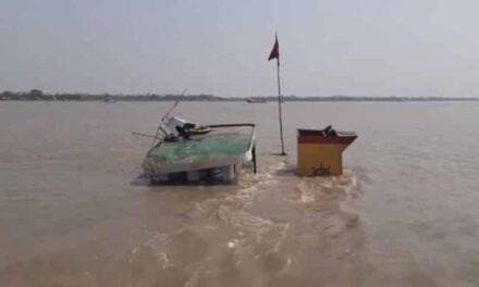 Vídeo: Un carguero con 800 toneladas de carbón se hunde en aguas de Bangladesh