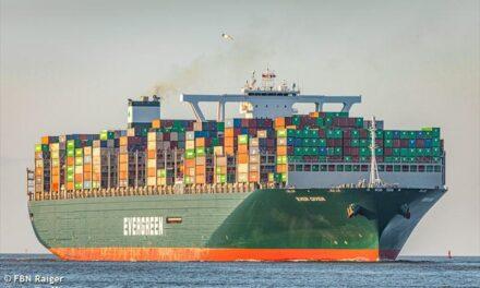 Video: Un historiador naval y un marino experimentado hablan sobre la encalladura en el Canal de Suez