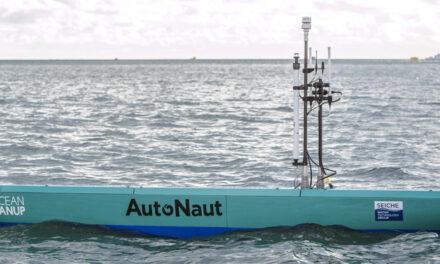 AutoNaut será el primer USV en ejecutar regularmente misiones científicas frente a las costas del Reino Unido