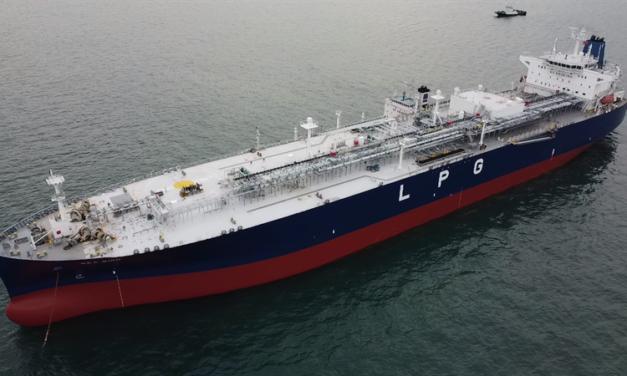 Wärtsilä entregará sistemas de manejo de carga y suministro de combustible a seis buques transportadores de GLP