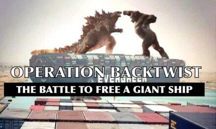 Ver: Operación Backtwist – La operación de salvamento del Ever Given