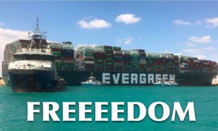 Canal de Suez Desbloqueado – ¡Libertad para el Ever Given!