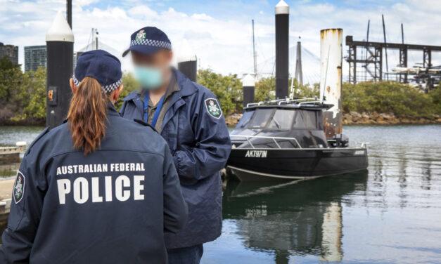 MSC Joanna se ve involucrada en una importante redada de drogas en Australia