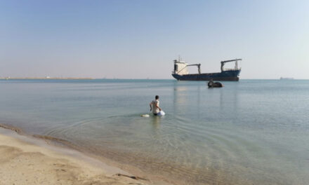 Conozca al marino atrapado a bordo del MV Aman durante 4 años (y contando)
