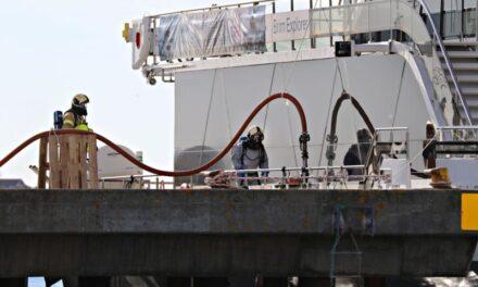 El barco de propulsión a pilas se declara seguro tras sobrecalentarse en Noruega