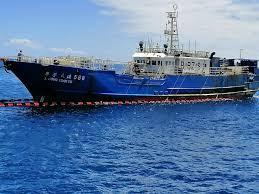 Mauricio: El buque pesquero chino encallado es retirado del arrecife