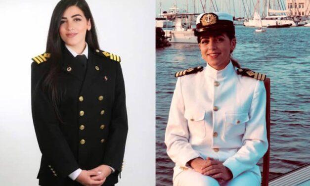 Conozca a la primera mujer capitán egipcia que conquistó los mares