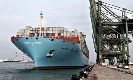 Maersk y Keppel lanzan un proyecto de abastecimiento de combustible de barco a barco con amoníaco ecológico en Singapur