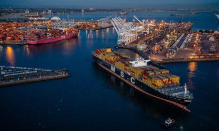 El Febrero más activo registrado para el puerto de Long Beach a medida que continúa el auge de las importaciones