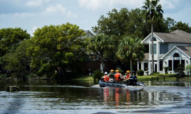 El dragado de la costa está empeorando las inundaciones, según un nuevo estudio