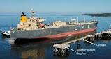 Puget sound: La mala gestión de los recursos del puente provocó que un buque  lpg colisionara con el muelle