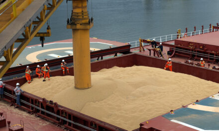 Cargill intensifica sus esfuerzos para reducir las emisiones de carbono de su flota naviera
