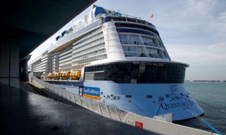 Royal Caribbean prevé una «demanda abrumadora» para el «Crucero sin destino» de Singapur