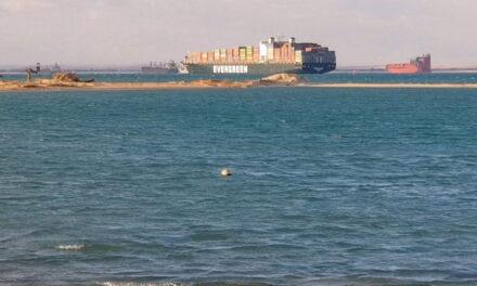 El Canal de Suez, esperanzado en llegar a un acuerdo
