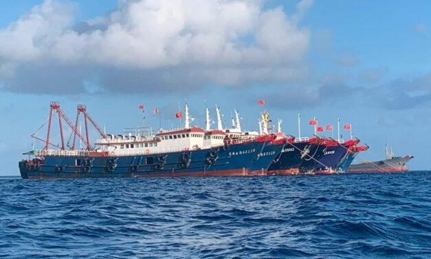 Filipinas pide a China que se retire durante los simulacros marítimos