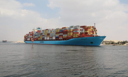 Maersk insta a los puertos de la costa este de EE.UU. a aprovechar los retrasos del Canal de Suez para descongestionar el tráfico