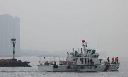 China: Trabajos para remover el crudo del «A Symphony» comienzan el viernes