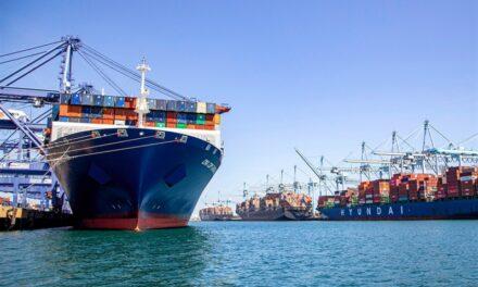 Puerto de Los Ángeles de EE.UU. alcanza récord histórico al movilizar 957.599 TEUs en marzo