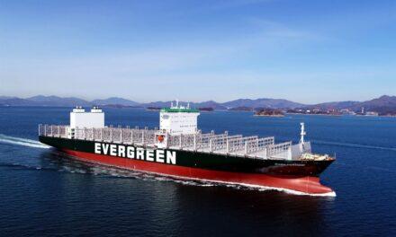 Evergreen cambia de opinión y concede órdenes de construcción de 20 Neopanamax a Samsung Heavy Industries