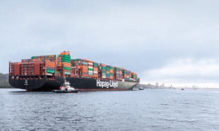 El consejero delegado de Hapag-Lloyd considera que la demanda de transporte marítimo se mantiene «muy fuerte»