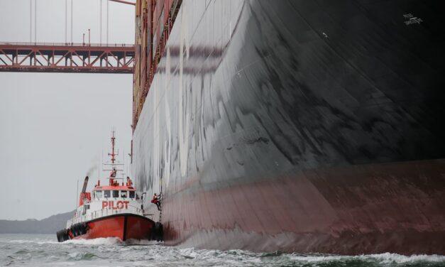Capitán Livingstone: Aguas turbulentas