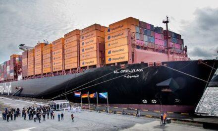 Hapag-Lloyd encarga 150.000 TEU de contenedores estándar y refrigerados para 2021