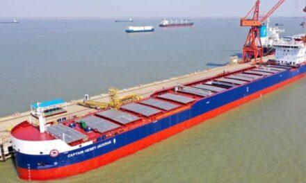 Algoma recibe el buque más eficiente de su flota nacional