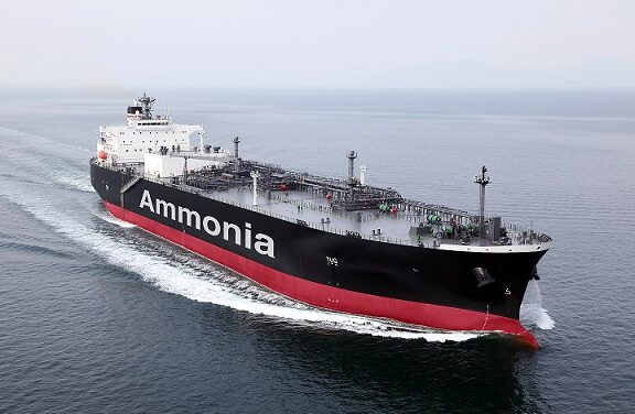 El amoníaco como combustible marino: la próxima gran frontera