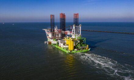 El primer proyecto eólico marino a gran escala de EE.UU. selecciona la asociación DEME-Foss para la instalación de aerogeneradores