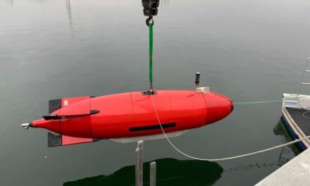 Dive Technologies concluye el ensayo del sonar y las baterías de Kraken