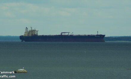 Un petrolero Suezmax sufrió un abordaje frente al puerto chino de Qingdao