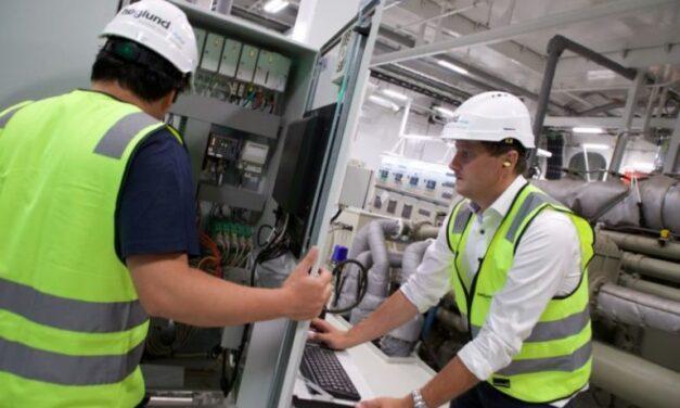 Høglund suministrará sistemas de gas combustible para cuatro petroleros