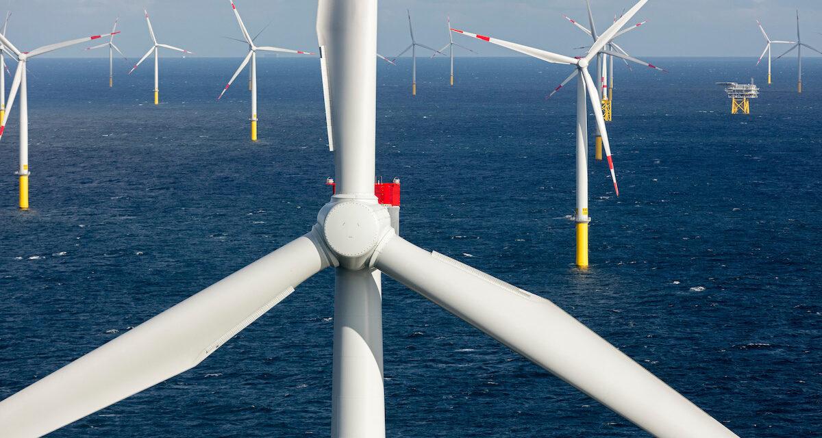 Siemens espera el auge de la eólica marina en el Mar Báltico