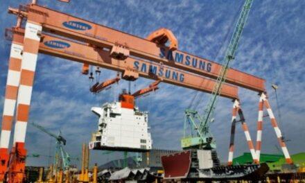 Samsung Heavy desarrolla el primer sistema mundial de refrigeración y generación de calor para buques