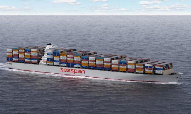 Seaspan continúa la expansión de su flota con la adquisición de dos portacontenedores de segunda mano