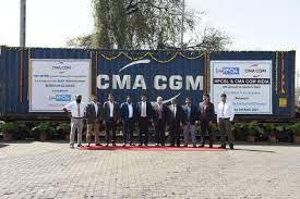CMA CGM y Hasti Petro Chemical & Shipping lanzan el primer tren en bloque por línea marítima entre Mundra y Sanand