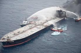 El armador griego es condenado a pagar 17,38 millones de dólares de indemnización por el derrame de petróleo en Sri Lanka