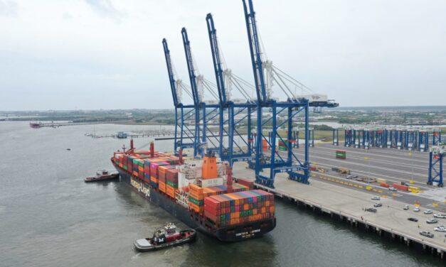 La demanda del sindicato ILA alega el incumplimiento del contrato principal en la nueva terminal de EE.UU.
