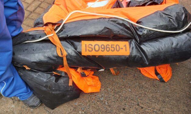 Costas de Gales: Localizado un buque hundido de interés en la búsqueda del desaparecido FV Nicola Faith