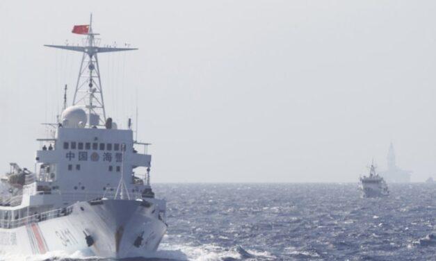 China perfora para obtener muestras centrales en el disputado Mar de China Meridional