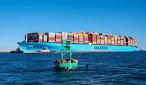 Maersk revisa sus previsiones para todo el año en miles de millones en un mercado excepcional