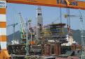 Samsung Heavy obtiene la máxima calificación en la evaluación de la gestión de riesgos de los astilleros