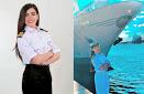 La primera mujer capitán egipcia es culpada erróneamente del bloqueo del Canal de Suez