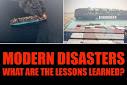 Ver: ¿Pueden los libros seguir enseñándonos cómo evitar los desastres en el mar?