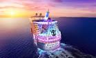El mayor crucero del mundo zarpará en 2022; las reservas están abiertas