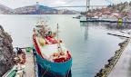 Høglund contribuye a la reconversión del primer buque de aprovisionamiento de GNL de Noruega