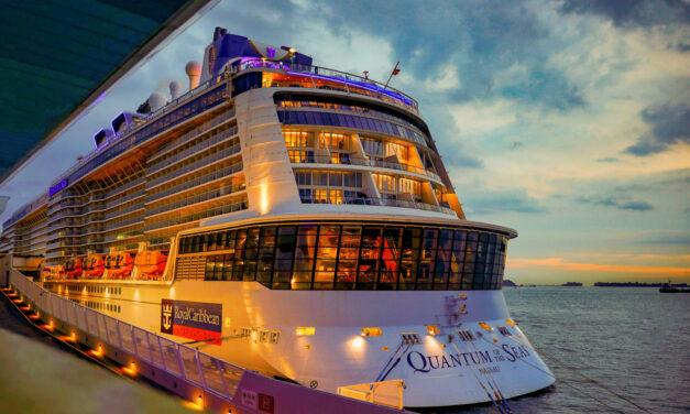 Royal Caribbean cancela todos los cruceros por Israel